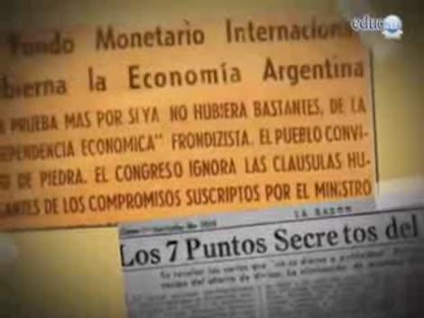 Screenshot 3/3 de Video #40439 - La presidencia de Frondizi: desarrollismo, inestabilidad