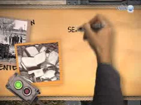 Screenshot 2/3 de Video #40444 - La educación en la última dictadura: Disciplinamiento y represión