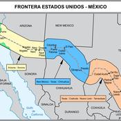 FRONTERAS ESTADOS UNIDOS-MÉXICO