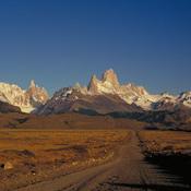 Cerros Fitz Roy y Torre