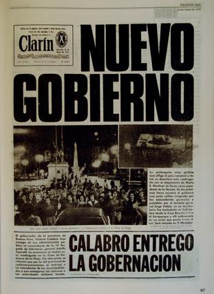 Screenshot 1 de Galería #84980 - 24 de marzo 1976