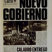 Diario Clarín, 24-3-1976.