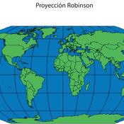 Proyección Robinson