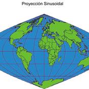 Proyección Sinusoidal