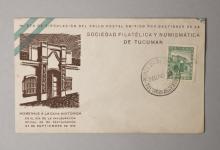 Sello postal conmemorativo