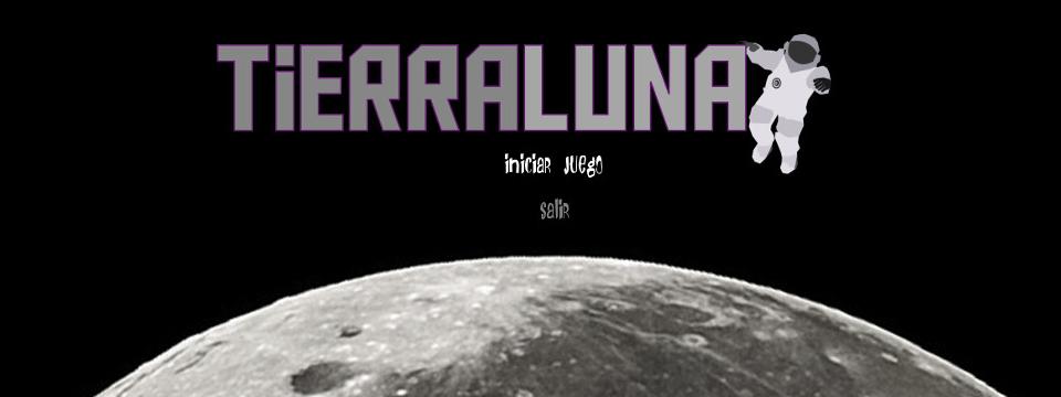 De la Tierra a la luna... en un juego