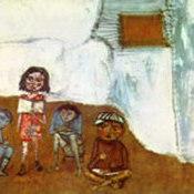 Juanito Laguna aprende a leer, 1961