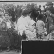 Inmigración, octubre 1907