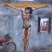 Cristo en el garage, 1981