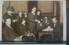 Elecciones a concejales socialistas (1934)