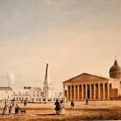 Catedral. Autor Pellegrini