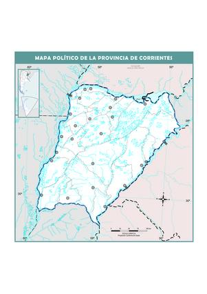 Screenshot 2 de Galería #86950 - Mapas mudos políticos de Argentina