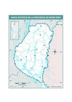 Screenshot 3 de Galería #86950 - Mapas mudos políticos de Argentina
