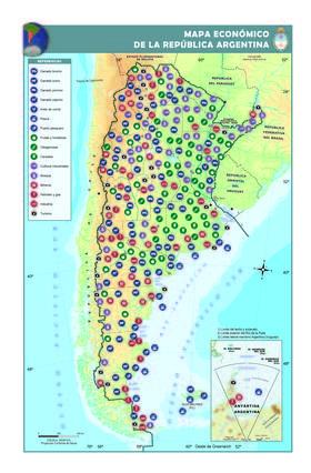 Screenshot 1 de Galería #87369 - Mapas Económicos
