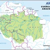 América Cuenca del Amazonas