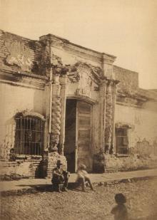 Casa de Tucumán en 1868