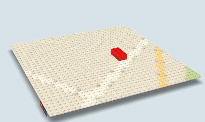 Ladrillos Lego virtuales