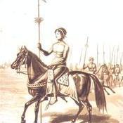 Cacique pampa y sus tropas