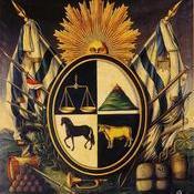Escudo Nacional de la República Oriental del Uruguay