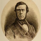 Retrato de Esteban Echeverria