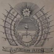 Escudo de la Confederación Argentina