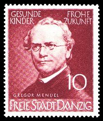 Mendel estampilla1