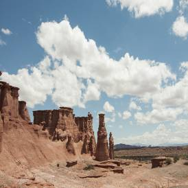 Tu mundo. Argentina: Parques Naturales Ischigualasto y Talampaya