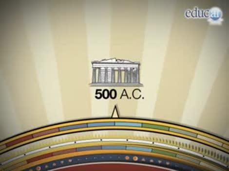 Screenshot 2/3 de Video #40702 - Los atomistas griegos