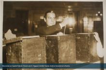 Elecciones en Capital Federal. Victoria de H. Yrigoyen (1928)