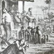 Victimas de Ibarra en Santiago del Estero