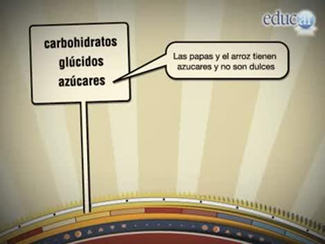 Screenshot 2/3 de Video #40715 - Hidrato de Carbono