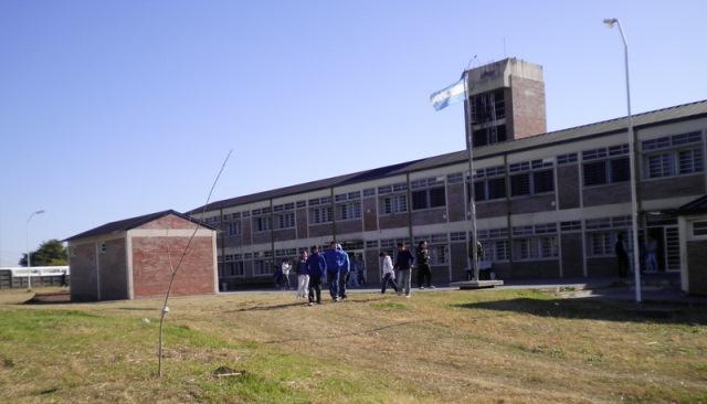 escuela del interior del país