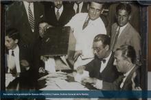 Escrutinio en la provincia de Buenos Aires (1931)