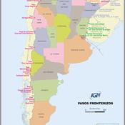 Argentina Pasos Fronterizos