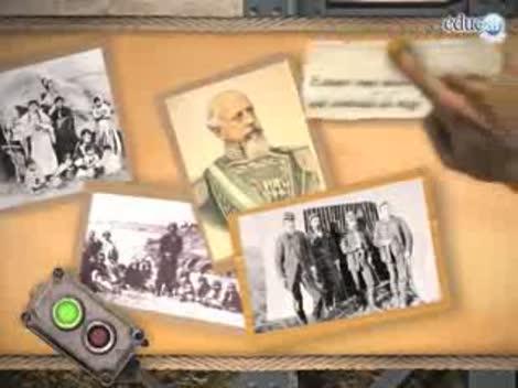 Screenshot 2/3 de Video #40423 - La dominación de los pueblos indígenas y la conquista de la Patagonia, Pampa y Chaco