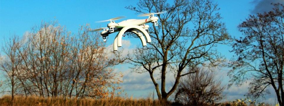 Drones: educación de alto vuelo