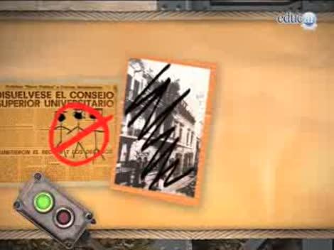 Screenshot 2/3 de Video #40435 - La noche de los bastones largos