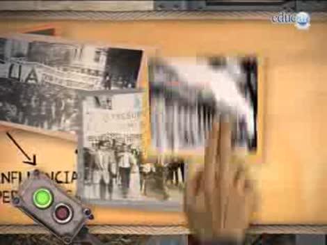 Screenshot 3/3 de Video #40435 - La noche de los bastones largos