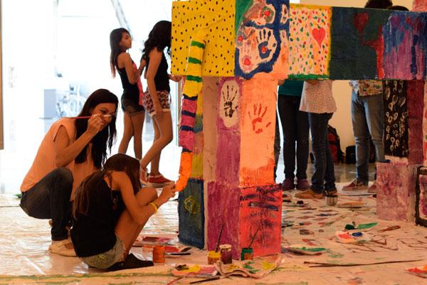 Colonia Vacacionarte. Museo de Bellas Artes de San Juan